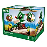 BRIO World 33774 - Sägewerk mit Licht und Sound, bunt
