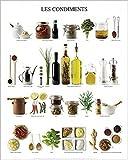 1art1 49986 Kochkunst - Französische Gewürze Kunstdruck 50 x 40 cm