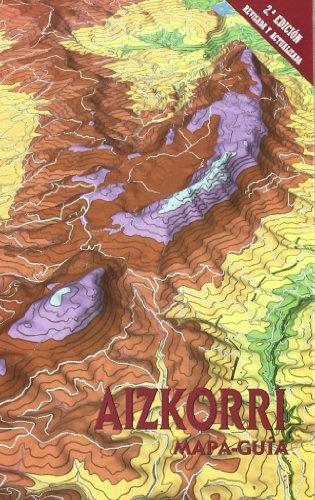 (1) aizkorri - mapa-guia