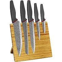 Amazon.es  iman cuchillos - Acero inoxidable   Cuchillos de cocina ... 72ede0be0dba