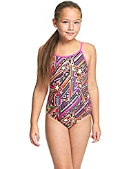 f13934842 Amazon.es  bañador niña - Zoggs   Ropa deportiva  Deportes y aire libre