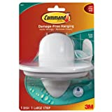 Command Soap Dish with Water-Resistant S...