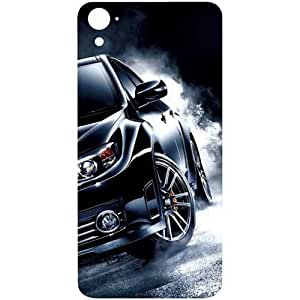 Casotec Speed Design Hard Back Case Cover for HTC Desire 826