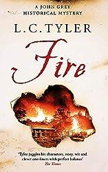 Fire (A John Grey Historical Mystery)