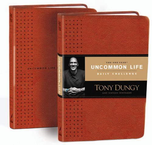 one-year-uncommon-life-daily-challenge-leather-like-by-whitaker-dungy-1-oct-2012-imitation-leather