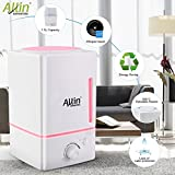 #7: Allin Exporters Electric Ultrasonic Diffuser and Humidifier With 7 LED Color Effects Lights