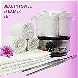 7 Piece Beauty Salon Towel Steamer Kit