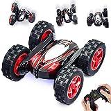 Nice2you Ferngesteuertes Auto RC Auto - 2,4 GHz 360 ° Drehung Offroad-Auto Kinderspielzeug Doppelseitiges Rock-Crawler-Fahrzeug mit Scheinwerfern für Kinder