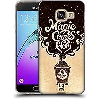 Head Case Designs Magie Introspection Étui Coque en Gel molle pour Samsung Galaxy A3 (2016)