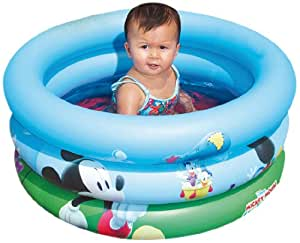 Happy people 18520 piscina gonfiabile per bambini disney - Piscina gonfiabile amazon ...