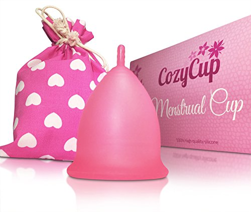 CozyCup Classic Menstruations Kappe - 2