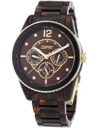 Esprit Damen-Armbanduhr XL marin Analog Plastik A.ES105102004