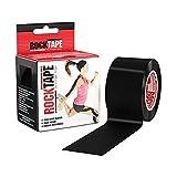 Die besten Athletisch Tapes - Rocktape Kinesiologie-Band 5cm schwarz Kinesiologie Tape Bewertungen
