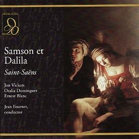 "Samson et Dalila: Act III, ""Bacchanale"" (Orchestra)"