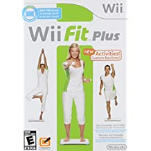 Wii Fit Plus [import anglais]