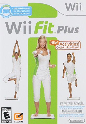 Fit Plus (Wii) [Importación inglesa]