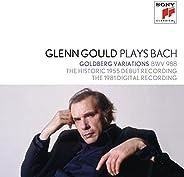 Bach: Goldberg Variations [1955 & 1981 Recordi
