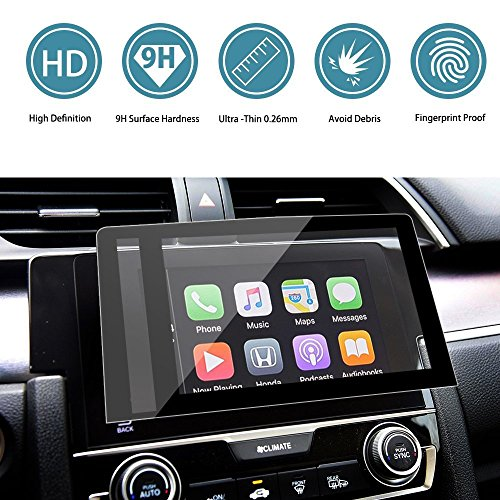 LFOTPP Navigation Schutzfolie für HONDA CIVIC / CIVIC LIMOUSINE 2016-2017 Honda Civic