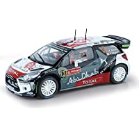 Scalextric - Citroën DS3 WRC Rally Portugal, coche de juguete (A10217S300)