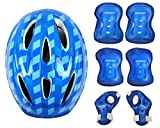 #9: Cockatoo, 4 in 1 Protective Set; Protective Kit; Skating Kit; Cycling Kit