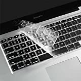 #4: Saco Keyboard Silicon Protector Cover for Lenovo Thinkpad E430 E430C E435 E335 E450C E460 E465 S430 L330 L450 T430U T430 T430i T430S T450S T530