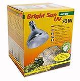 Lucky Reptile BSJ-70 Bright Sun UV Jungle, 70 W, Metalldampflampe für E27 Fassung mit UVA und UVB Strahlung (Vorschaltgerät erforderlich)