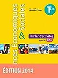 Sciences économiques et sociales Tle ES • Fichier d'activités