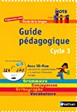 Par mots et par phrases Cycle 3