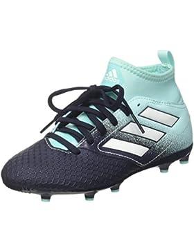 Adidas Ace 17.3 FG J, Botas de fútbol Unisex niños