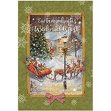 Suchergebnis auf f r depesche weihnachtskarten b robedarf schreibwaren - Weihnachtskarten amazon ...