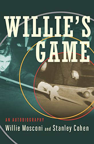 Willie's Game: An Autobiography (English Edition) por Stanley Cohen