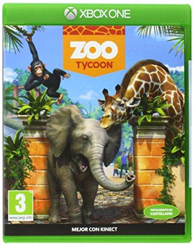 Microsoft - Microsoft Xbox One Zoo Tycoon Ed. Actualiz - U7X-00047