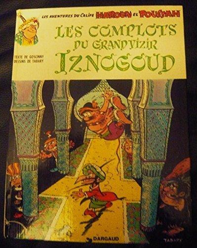 Iznogoud, tome 2 : Les complots d'Iznogoud