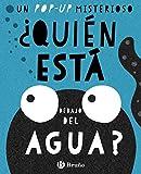 ¿Quién está debajo del agua? (Castellano - A Partir De 3 Años - Manipulativos (Libros Para Tocar, Jugar Y Pintar), Pop-Ups - Otros Libros)