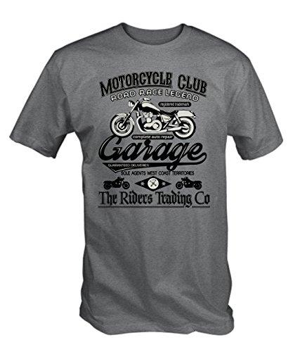 6TN Motorcycle Club T Shirt