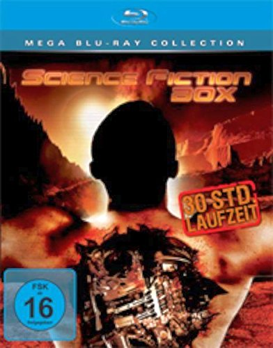 Bild von Mega Blu-ray Collection: Science Fiction (30 Stunden) [Blu-ray]