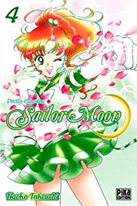 Sailor Moon Nouvelle édition Tome 4