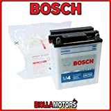 0092M4F320 BATTERIA BOSCH YB12AL-A2 CON ACIDO YB12ALA2 MOTO SCOOTER QUAD CROSS