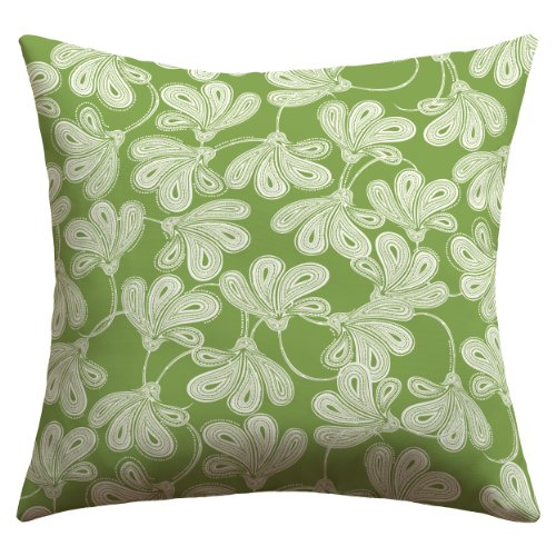 DENY Designs Khristian a Howell Greenwich Gardens 3 Outdoor Überwurfkissen 26 by 26-Inch Provencal Thyme Lg 26