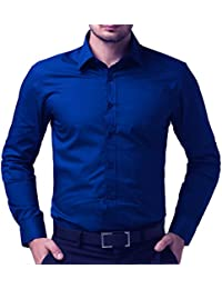 BEING FAB Men's Regular Fit Casual Shirt