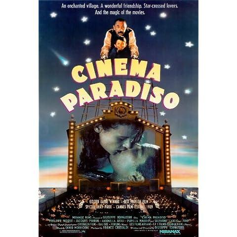 Cinema Paradiso Poster (27 x 40 Inches - 69cm x 102cm) (1988) Style C