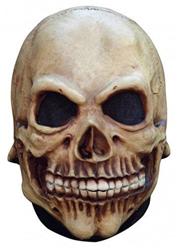Struts Fancy Dress Kinder Deluxe Halloween Skull Maske Skull Deluxe Maske