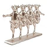 Scarica Libro Fancy decorazione figura Cow party Rosegold in poliresina 40 6 cm scultura con mucche (PDF,EPUB,MOBI) Online Italiano Gratis