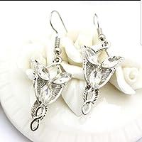 Féeries et merveilles Mono orecchino Arwen–Figura il Signore degli Anelli Replique–Argento Silver