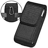ykooe Custodia con Clip, Cintura Fondina Nylon para iPhone 11/PRO/Max/XR X 8 7 6 Plus/Huawei/Samsung/Xiaomi