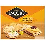 Les Biscuits de Jacob pour 250g de fromage (Pack de 10 x 250g)
