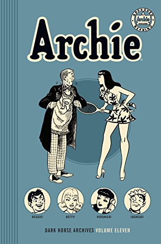 Archie Archives: 11 di Not Available