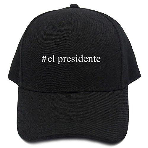 Preisvergleich Produktbild Teeburon El Presidente Hashtag Baseball Kappe