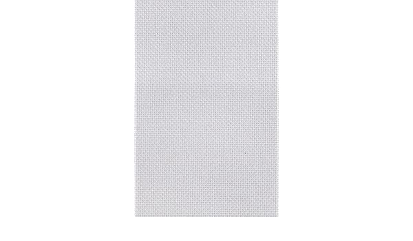DMC 28 Count Evenweave Fabric 20x27 Inches 50x68cm DC58A - Blanc
