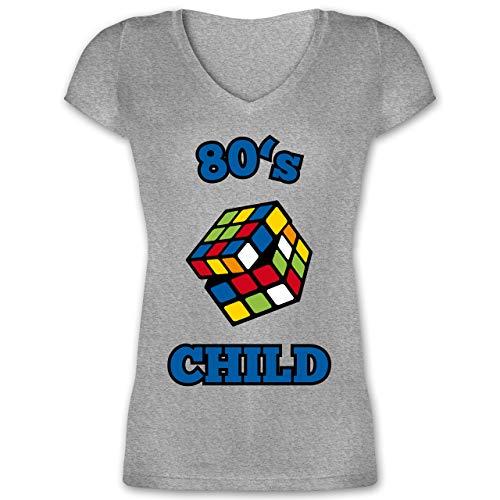 Statement Shirts - 80's Child - Zauberwürfel - -